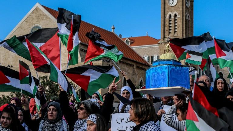 Фатах зове за протести по време на визитата на Майк Пенс в Йерусалим