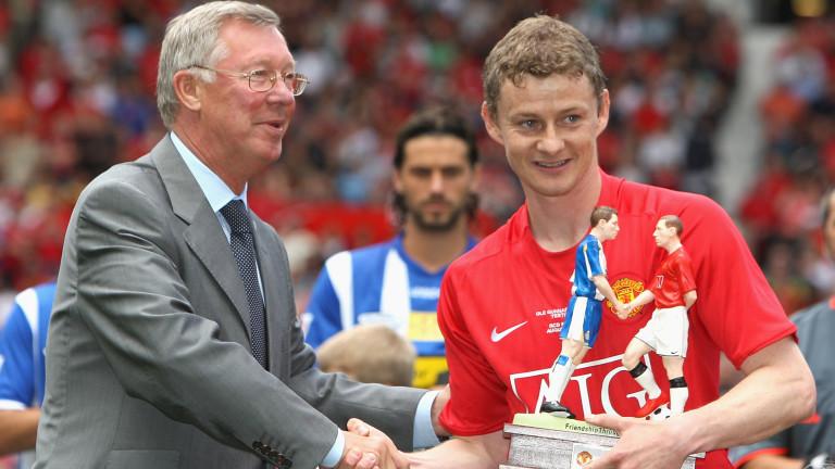 Колко различна можеше да е историята на Юнайтед, ако Фъргюсън не бе настоял за Оле...