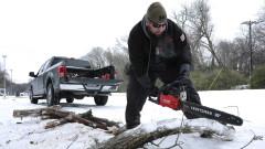 Милиони хора в Тексас се сблъскват с дефицит на вода след свирепата зима