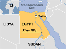 Заплашват отвлечените в Египет туристи със смърт