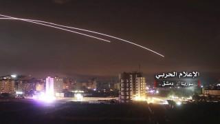 Сирия свалила руския самолет при 40-минутна стрелба срещу израелски Ф-16