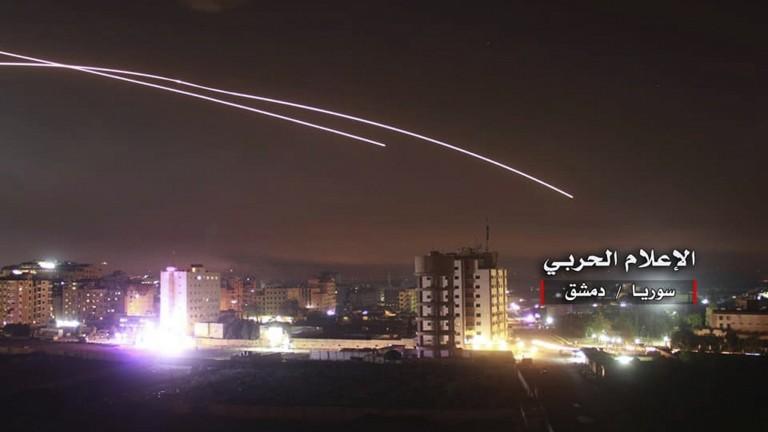 Израелски доклад за сваления руски самолет на крайбрежието на Сирия