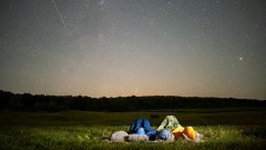 Кога ще гледаме падащи звезди