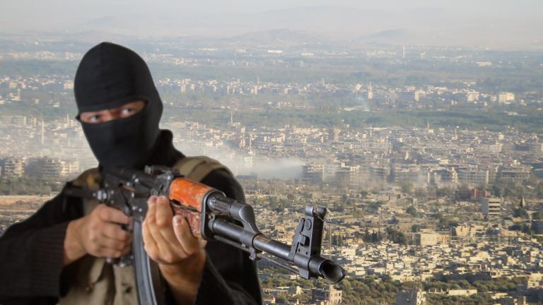 """За да не си построят нов """"халифат"""""""
