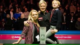 Нийл Робъртсън спечели Scottish Open след страхотен обрат