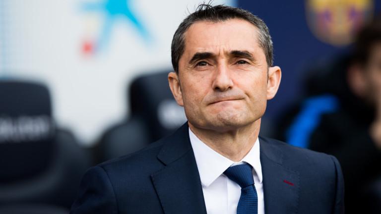Валверде: Шампионската лига винаги се отразява положително върху футболистите ни