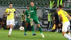 Марибор - Лудогорец 2:2, втори гол за домакините!