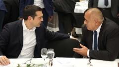 Борисов и Ципрас обсъждат проекти в транспорта и енергетиката
