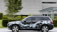 Бъдещето днес: Mercedes направи плъгин водородна кола