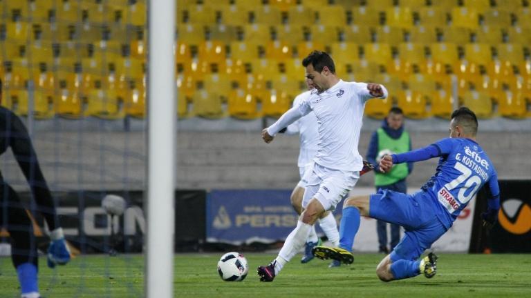 Васил Шопов: На този етап победа над Левски не изглежда като нещо невъзможно
