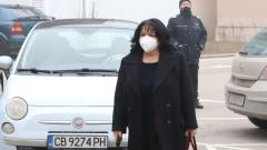 Теменужка Петкова се яви в Спецсъда по делото срещу бивш шеф на КЕВР