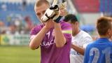 Бивш капитан на Левски отново блести в Румъния