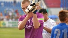 Бивш вратар на Левски със страхотен мач в Румъния, спаси две дузпи