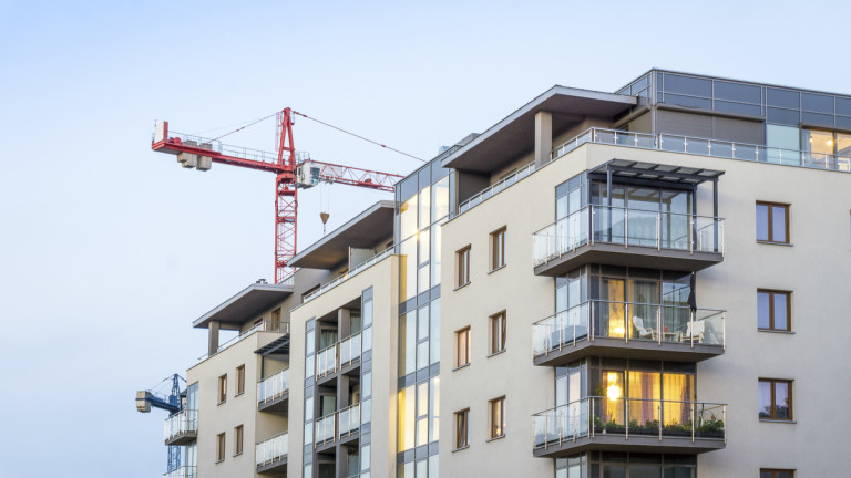 Прогноза: с 5% ще паднат продажбите на жилища в София през 2020 година