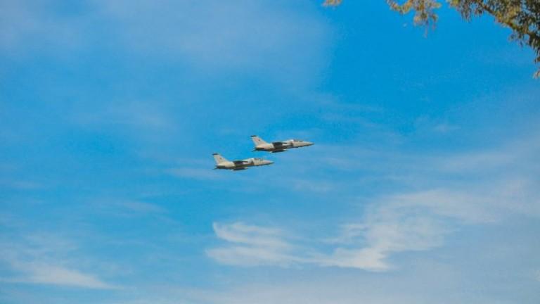 Гърция измества България и Турция в охраната на небето на Северна Македония
