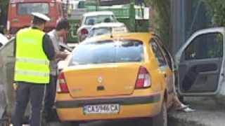 Хващат столичен таксиджия с 3.04 промила