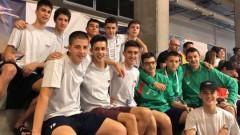 Юношите до 17 години спечелиха в Истанбул дебютния мач на Мартин Стоев