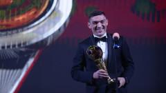 Клаудиу Кешеру над всички сред нападателите в България за 2019 година