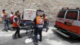 Турция нахока Израел, че атакува палестинци