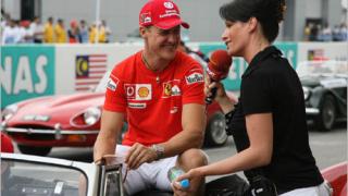 Михаел Шумахер призна за Рено