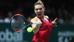 Симона Халеп сензационно отпадна още на старта на US Open