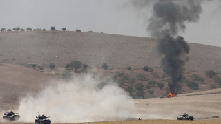 Подкрепяни от Турция сирийски бунтовници превзеха 4 села в Сирия