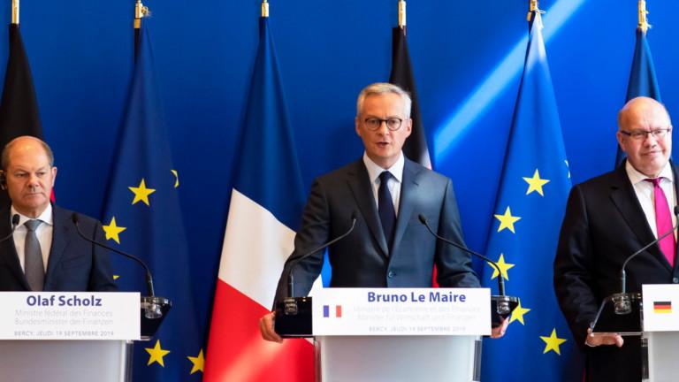 Франция и ЕС са готови да отговорят на заплахата от САЩ за нови мита