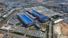 Samsung прави още една стъпка от своя план за $116 млрд.
