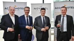 Novotel и ibis отварят нов комбиниран хотел в центъра на София