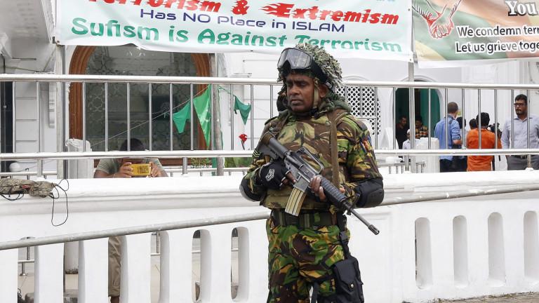 300 задържани за атаките в Шри Ланка на Великден