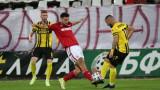 Ботев (Пловдив) подаде жалба срещу съдийството на мача с ЦСКА