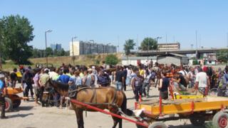 Регистрираха първите 30 каруци по евростандартите в Пловдив
