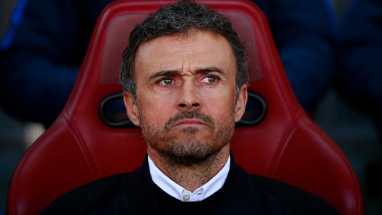 Старши треньорът на националния отбор на Испания Луис Енрике заяви,