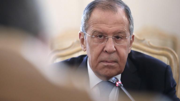 Лавров и Зеленски обсъдиха Донбас
