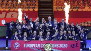 Хандбалистките на Норвегия с осма титла от първенство на Стария континент