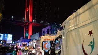 Пак стрелба в Истанбул