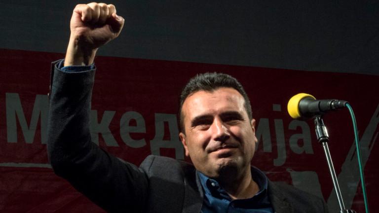 Остри реакции в Македония срещу закона за албанския език