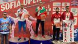 28 медала за България от Sofia Open