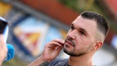 Валери Божинов: Говорих с Наско Сираков, най-важен е Левски