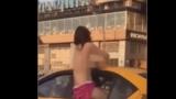 Секс в такси обиколи Интернет! (ВИДЕО)