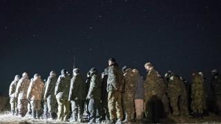 Украйна и Донбас размениха пленници