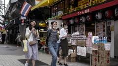 Японската икономика се сви рекордно през второто тримесечие