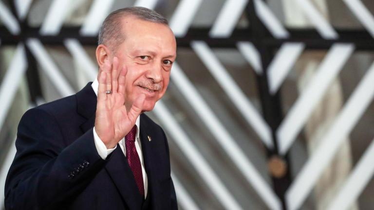 Ердоган плаши Сирия с мощен удар заради нарушаване на примирието в Идлиб