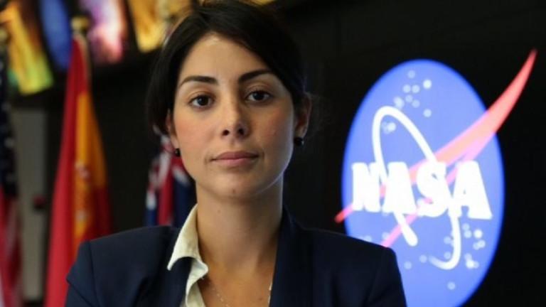 От домашна прислужница до ръководител на мисия на Марс