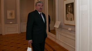 """Руският посланик Исаков получава орден """"Стара планина"""""""