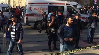 Петима загинали при взрив в турска фабрика