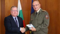 ВМА възстановява сътрудничеството си с Израел в областта на военната медицина