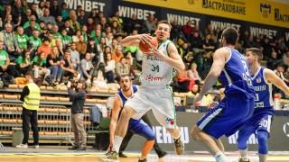 Димитър Димитров бе избран за най-добър баскетболист на 2019 г.