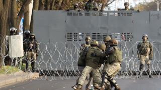280 задържани на протеста в Беларус