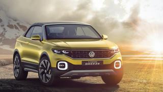 Volkswagen прави малък кросоувър на базата на Polo